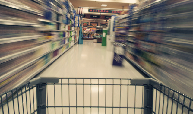 Between the Magazines and the Candy Bars: Networking at the Grocery Store